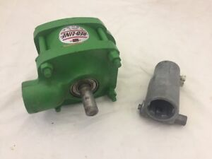 Nos Red Line 6 Nylon Roller Sprayer Pump Richland Ind Div Tsc Inc