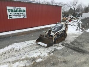 2007 Bobcat Mt52 Compact Track Stand On Skid Steer Loader Coming Soon