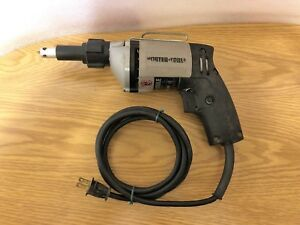 Porter Cable Model 655 Variable Speed Reversing Hd Drywall Screw Gun 4000 Rpm