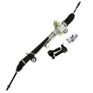 For Mustang Ii 2 Power Steering Rack Pinion W Bushings Tie Rod Bolts U Joint