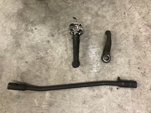 Willys Wagon Or Truck Steering Drag Arm And Pitman Arms