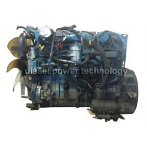 Dta466 International navistar Used Engine Long Block