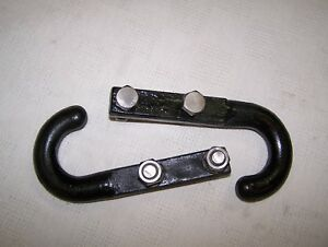 1973 1987 Chevy Pickup Truck Front Tow Hooks