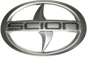 05 06 07 08 09 10 Scion Tc Front Grille Badge Emblem