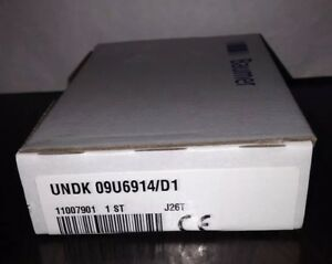 Nib Baumer Ultrasonic Distance Measuring Sensor Undk 09u6914 d1
