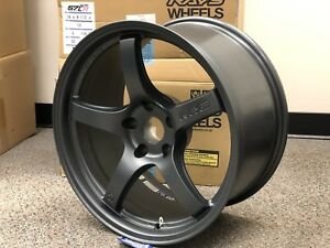 Rays Gram Lights 57cr 18x9 5 12 5x114 3 Gun Blue 2 Wgcrx12eg2 1 Set 4 Wheels