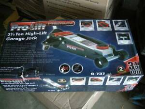 Garage Floor Jack 3 1 2 Ton Hydraulic Automotive Steel Speedy Lift Heavy Duty