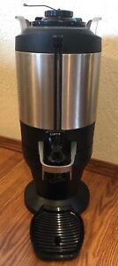 Curtis Thermopro Coffee Dispenser 1 5 Gal Txsg1501s600 Stainless Used Commercial