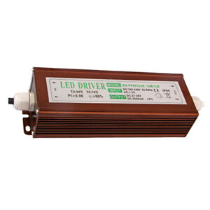 Dc 32v 120w Led Driver Switch Power Supply Transformer For Led Strip Mdule