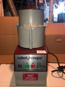 Robot Coupe R2n 3 Qt Commercial Food Processor