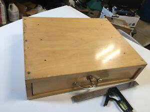 Indiana Cash Drawer Co Cash Drawer With Bell