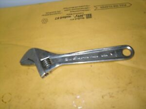 Snap On Fad6 6 150mm Adjustable Wrench Usa