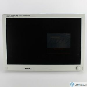 Stryker Vision Elect 26 Hdtv Endoscopic surgical Monitor With Charger