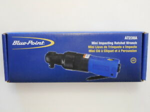 Blue Point Tools Wrenches Mechanics Mini Impacting Ratchet Wrench New At238a