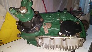Jeep Parts Muncie M 21 4 Speed Transmission And Dana 20 Transfer Case