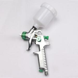 Sweetvally Air Paint Spray Gun Car Repair Gun Detail Touch Up Paint Sprayer