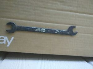 Vintage 1920s Armstrong Vanadium Tappet Wrench 9 16 1a1442 Fast Shipping