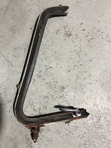 Willys Jeep Truck Station Wagon Vent Window Frame Passenger Side