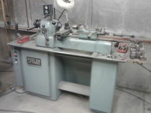 Feeler Fts 27 Turret Lathe High Accuracy Lots Of Tooling