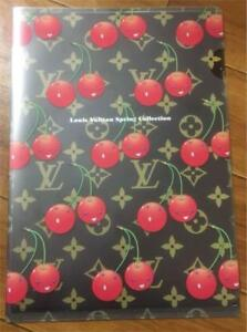 Louis Vuitton Clear File Magazine Appendix Stationery Office Supplies File