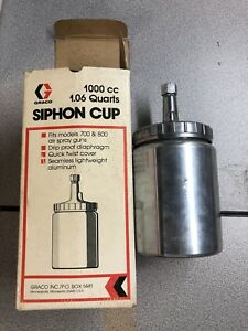 Graco 1 06 Siphon Cup Never Used