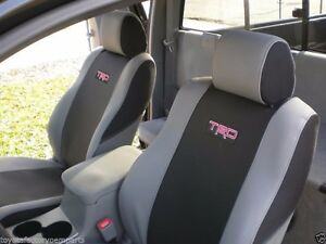 Genuine Oem Trd Toyota Tacoma 2005 2008 Seat Covers Sport Seats