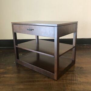 Harvey Probber Rosewood Side Table