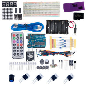 Basic Starter Kit Middle Level For Arduino Uno R3