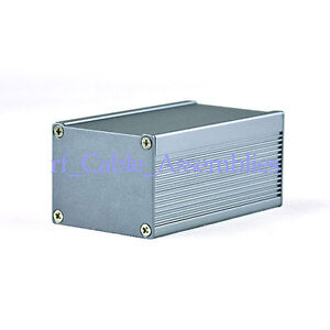 10x Extruded Aluminum Electronic Power Enclosure Pcb Instrument Box Case Project