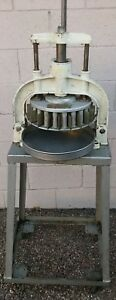 Old Bakery Manual Dough Divider Cutter Splitter Dough Local Pickup Only arizona