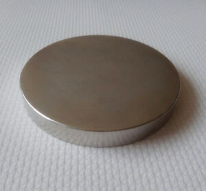 Strong Large D100 10mm Rare Earth Magnets N52 Neodymium Magnet Disc D100 X 10 Mm