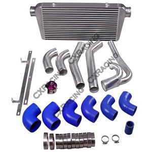 Cx Intercooler Piping Kit For 95 04 Toyota Tacoma Truck 2jz Gte Stock Twin Turbo