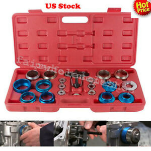 Camshaft Bearing Oil Seat Remover Installer Tool Set Crank Seal Removal Car Part