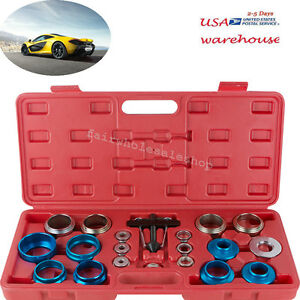 Camshaft Bearing Oil Seat Remover Installer Tool Kit Crank Seal Removal Helper
