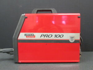 Lincoln Electric Pro 100 Welder