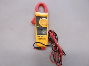 Fluke 336 True Rms Clamp Meter used