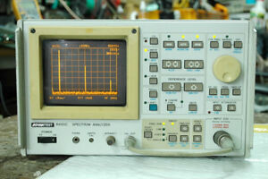 Advantest R4131c Spectrum Analyzer e3