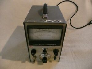 Keithley Instruments 610b Solid State Electrometer Working In Good Condition