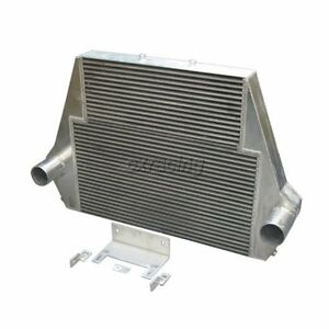 Cxracing Double Core Intercooler For 99 03 Ford Super Duty 7 3l Diesel F250 F350