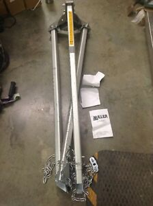 Rescue Tripod Lightweight Honeywell Miller 51 7ft Safety Confined Space