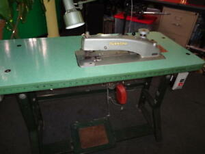 Durkopp rare Double Face Edge Splitting Machine moving Sale