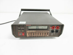 Keithley 580 Micro ohmmeter