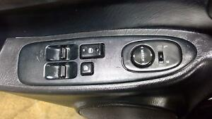95 99 Toyota Celica Convertible Left Driver Master Window Switch Oem Used