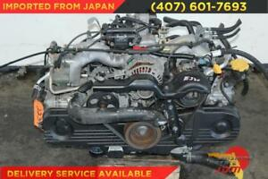 98 04 Subaru Forester 99 04 Legacy Outback Jdm Ej20 Engine Ej25 Replacement