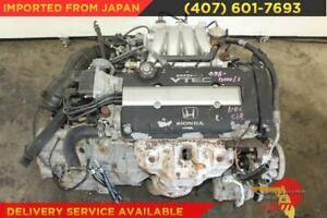 Jdm B18c Honda Integra Gsr 1 8l Dohc Vtec Engine Long Block Db8 Dc2 95 01