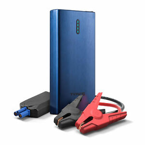 Types 10000mah Jump Starter And Portable Power Bank Open Box