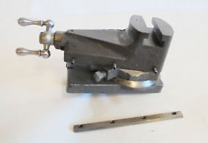 Atlas 10 Lathe Compound Slide Assembly