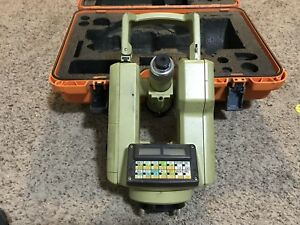 Leica Wild T1600 Industrial Precision Digital Theodolite Surveyor Level Theomat
