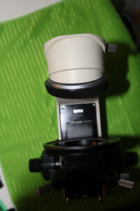 Olympus Bh2 Bhtu Microscope Stand With Stage Holder