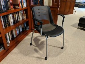 Vecta Designer X stack Soft Comfort Chairs W Cup Holder